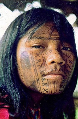 Pilar Cerisola Colombia - Córdoba Department  Sinú Indian woman .jpg