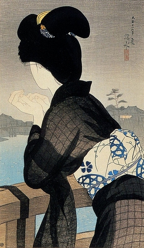 Ito SHINSUI evening-cool-1922.jpg