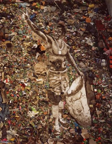Vik Muniz, Zumbi-O-semeador-do-Lixo.jpg