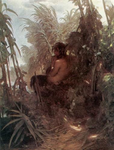 Arnold Böcklin, Pan 1859.jpg
