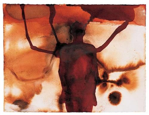 Antony Gormley - De la série Connection - Aniline dye (2).jpg