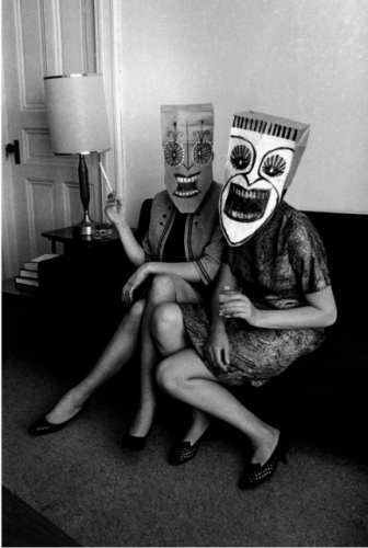Saul Steinberg Masquerade 1959.jpg