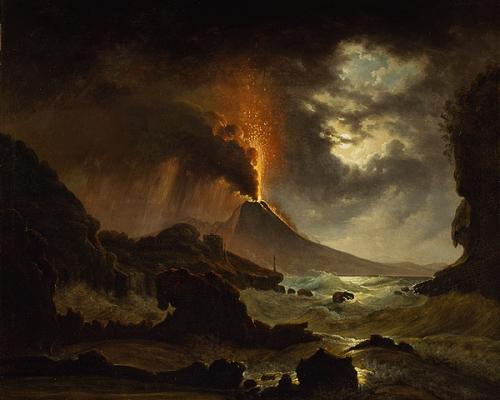 Johan DAHL Ausbruch des Vesuvs Eruption of Vesuvius 1823.jpg