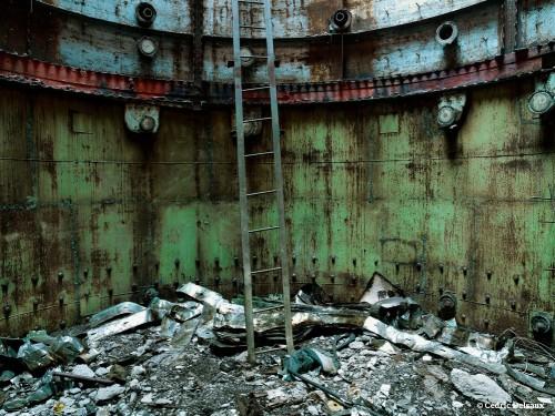 cédric delsaux coeur du réacteur nucléaire ukraine 2007.jpg