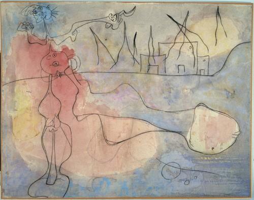 Joan Miro femmes en révolte 1938.jpg