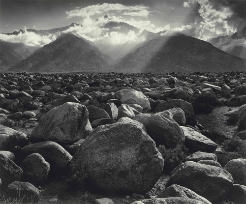 Ansel Adams Mount Williamson- Sierra-Nevada -from-Manzanar-California-1944.jpg