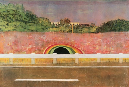 Peter Doig country rock 1998.jpg