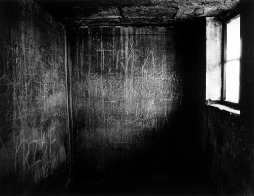 Judy Glickman Lauder Cell, Auschwitz, Poland, 1988.jpeg