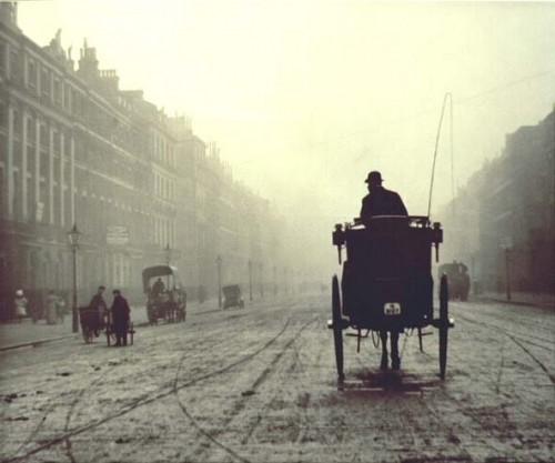 Alvin langdon Coburn Portland Place, London - 1906.jpg