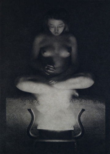 Heinz Von Perckhammer du livre the Culture of the Nude in China 1928.jpg