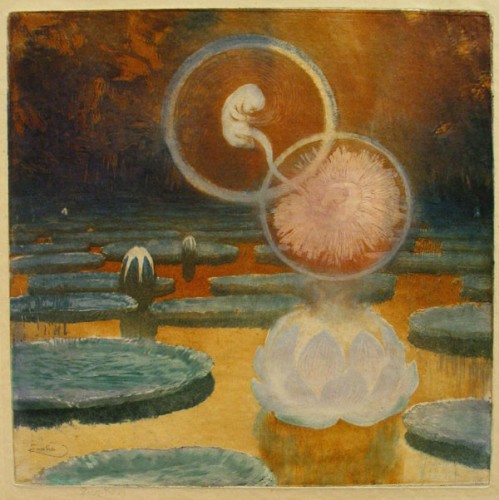 frantisek kupka the beginning of life 1900.jpg
