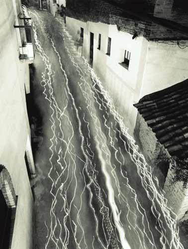 William Scott Taxco Mexico 2000 River_of_Candles.jpg