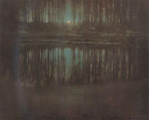 edward steichen The Pond – Moonlight –  1906.jpg