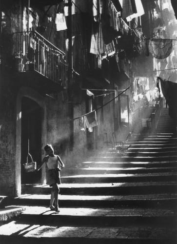 Piergiorgio Branzi, Napoli, 1953.jpg