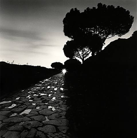 rolfe horn Along the Old Appian Way, Study 3, Italy - 2005   .jpg
