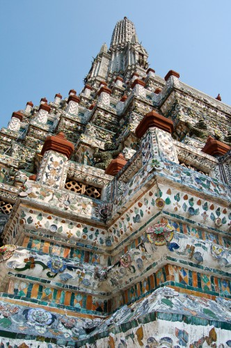 Raffalele Nicolussi - Wat Arun - Bangkok -2006.jpg