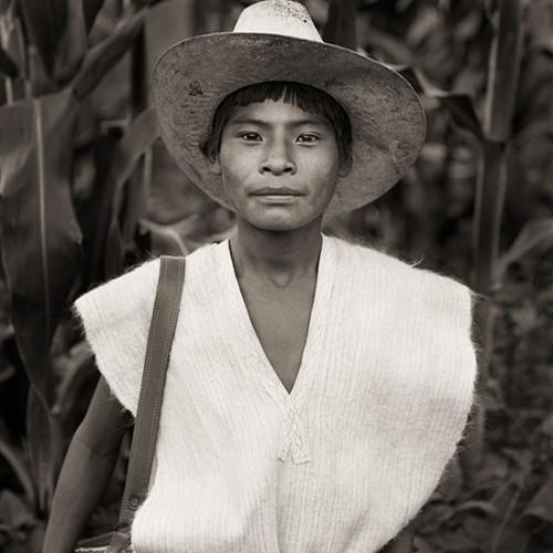 dana gluckstein Chamula Maya Boy, Chiapas, Mexico, 1987.jpg