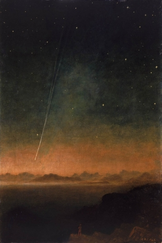 Charles Piazzi Smyth. The Great Comet of 1843.jpg