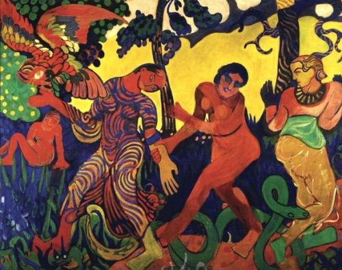 André Derain La Danse, 1906.jpg