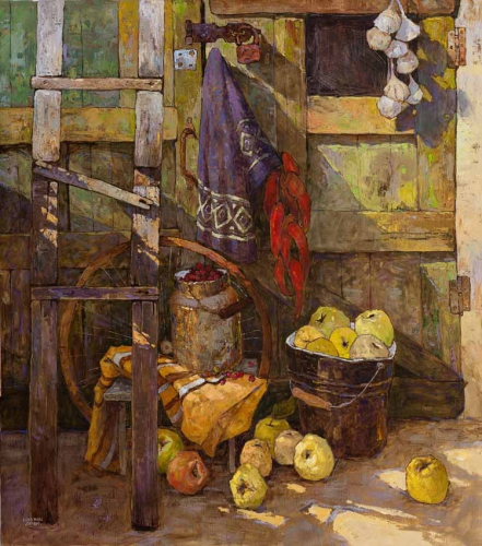 Denis Sarazhin Aromatic Autumn.jpg