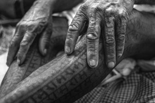 Yannick Cormier Chhattisgarh's Tattooed Ramnami Community.jpg
