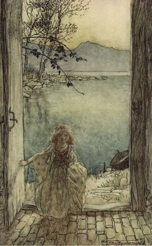 Arthur Rackham  Illustration for Undine 1909.jpg