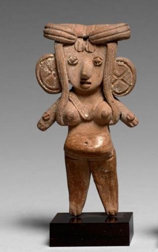 PETITE VÉNUS Culture Michoacan, Mexique occidental Période préclassique 400-100 avant J..jpg