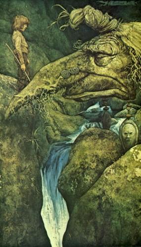 Brian Froud The River Teign.jpg