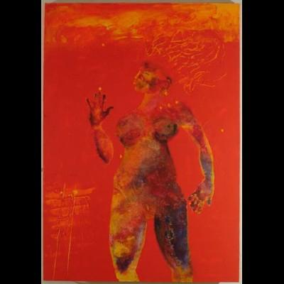 Michèle Katz JONGLEUSE D'ETINCELLES 2001.jpg