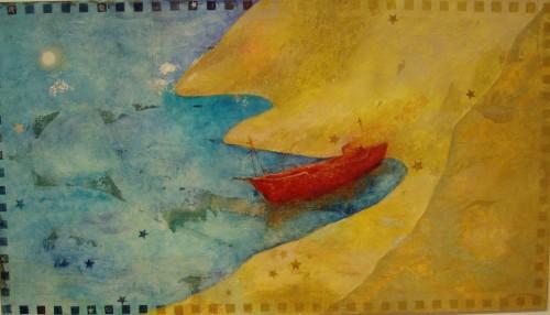 Alina Matsa Red shipwreck 2003 .jpg