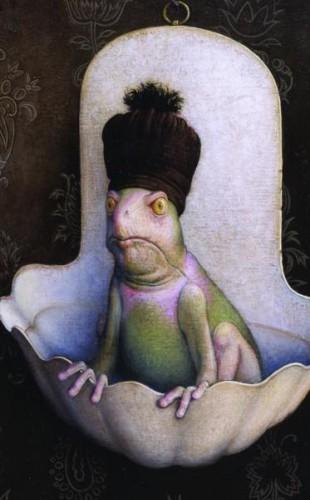 claude verlinde la grenouille de bénitier 2001.jpg