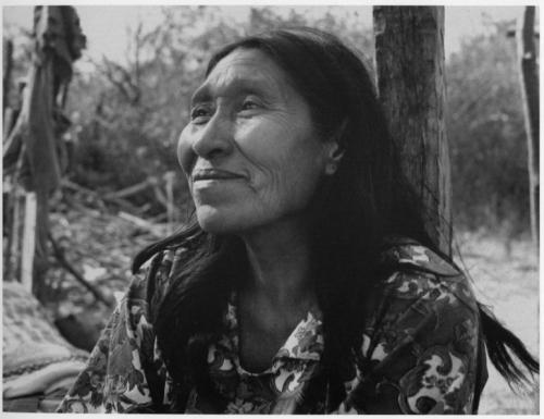 Grete Stern 1964 Chorote woman, Tartagal, Salta province.jpg