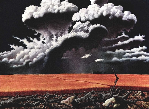 john rogers cox-gathering-storm-over-farm-1940s.jpg