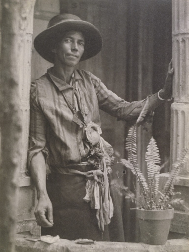 Doris Ulmann The Herbalist, Probably Louisiana or South Carolina, 1929-1931.jpg