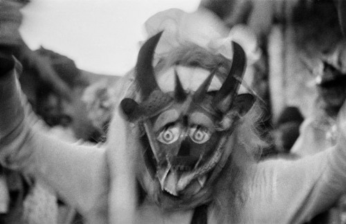 Sergio Larrain - BOLIVIA. Dance of the Devils. July 16th, 1957..jpg