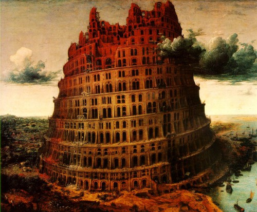 Pieter Bruegel the Elder_-_The_little Tower_of_Babel_1563.jpg