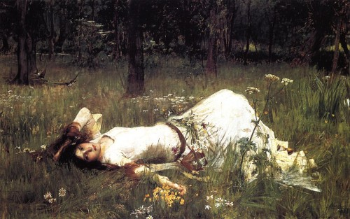 John William Waterhouse (ophelia-1889.jpg