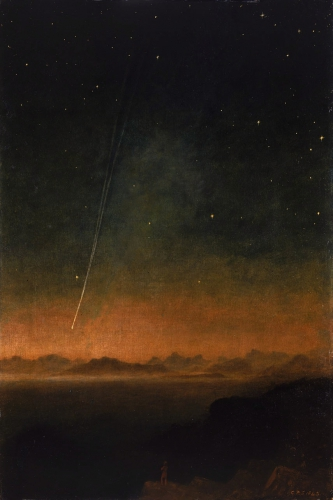 Charles Piazzi Smyth, The Great Comet of 1843, N.d..jpg