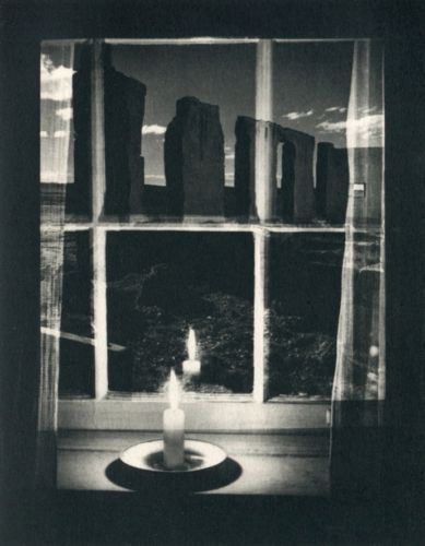 Rolf Tietgens The candle 1946.jpg