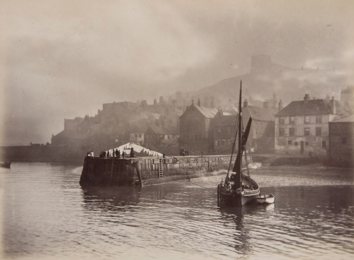 Frank Meadow Sutcliffe (1853-1941) - Whitby, 1880s.jpg
