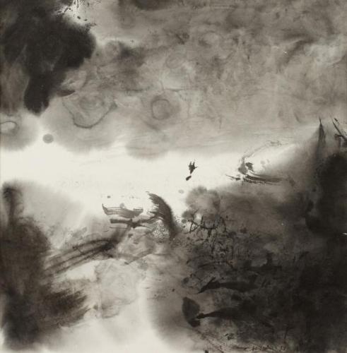 ZAO WOU-KI (1921-2013) Sans titre, 1971.jpg