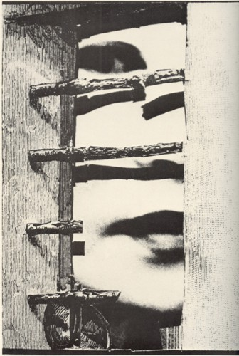 Shūji Terayama  from his Imaginary Phototheque The People of the Dog-God Family  1975.jpg