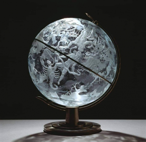 Sky Globe par Edward Hald, verre gravé, 1920._n.jpg