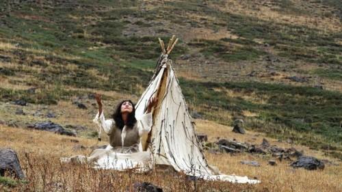 Enkhjargal Ganbat performance A lullaby to Mother Earth' (2013).jpg