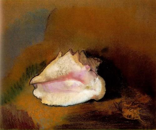 odilon_redon the seashell.jpg