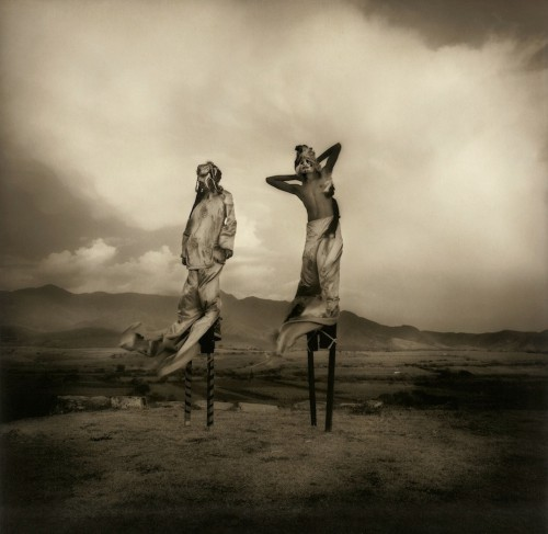 "Jack Spencer ""Monte Alban"", Oaxaca, 2000, from the series 'Apariciones'0.jpg"
