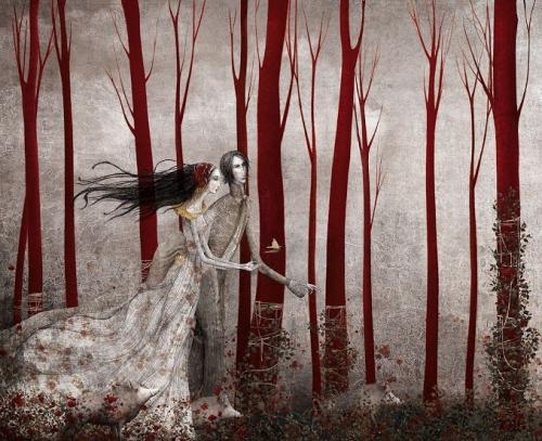 Gabriel Pacheco  La belle et la bête, illustré par .jpg