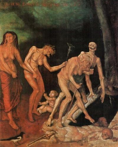 Hans Baldung Grien - la marche à la mortn.jpg