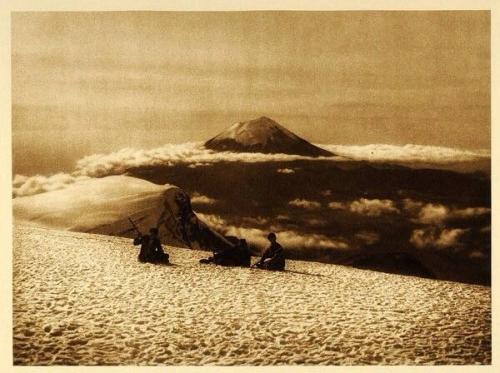 Hugo Brehme El Popocatepetl 1925 México .jpg