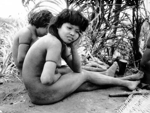 Claude Lévi-Strauss - chez les Nambikwara - Mato Grosso - Brésil - 1938 00.jpg